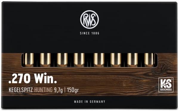 RWS .270 Win. KS