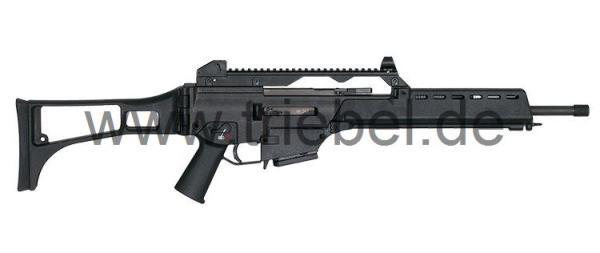 HECKLER & KOCH Mod. HK243 S SAR schwarz