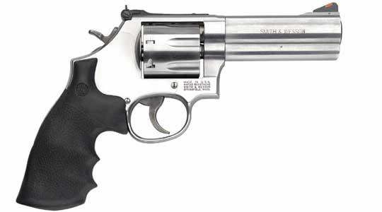 SMITH & WESSON Mod. 686 -4' Magnum Plus