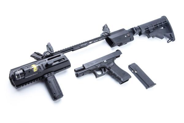 HERA-Arms TrIarII RTU -m. TelekopSchaft