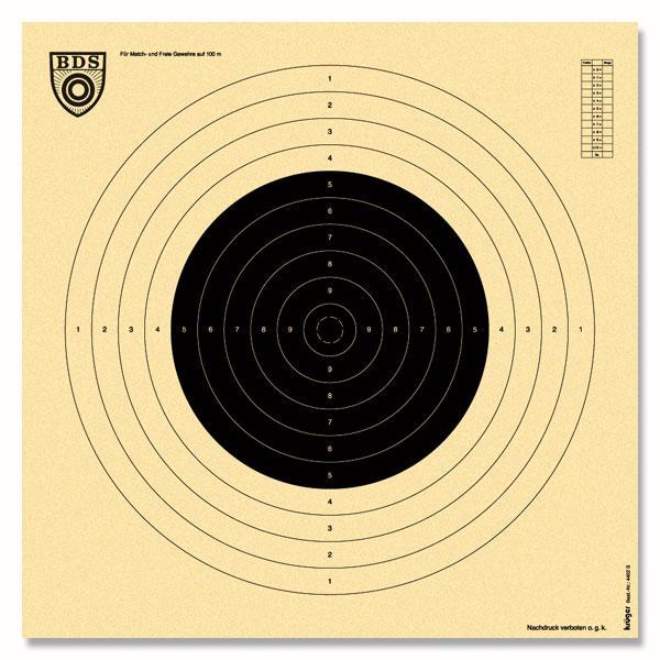Krüger-Druck ZF 100m -B D S #1-