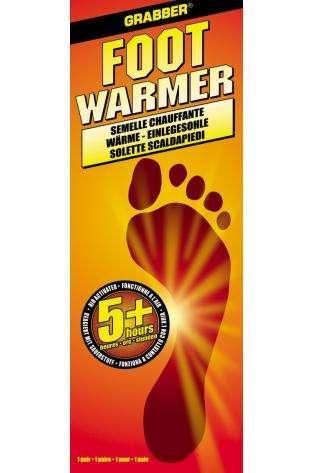 GRABBER Sohle -ganzer Fuß Gr. 40-46