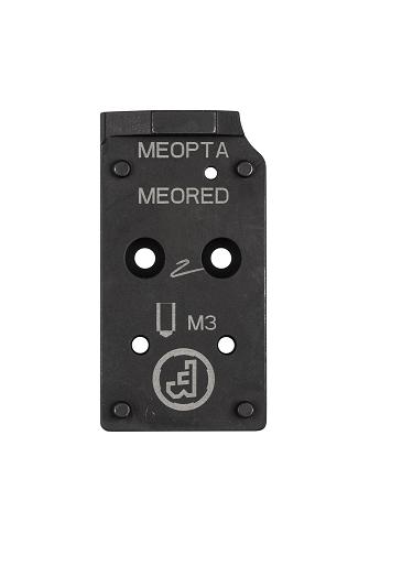 CZ BRÜNNER Montageplatte MeoRed