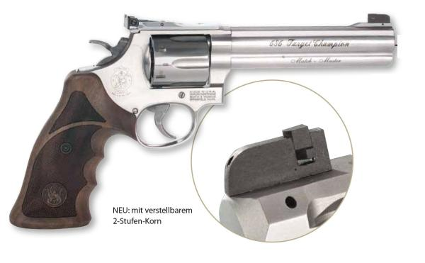 SMITH & WESSON Mod. 686 -6' TC Match Master