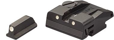 LPA Sights f. Walther P99,PPQ,PPQM2
