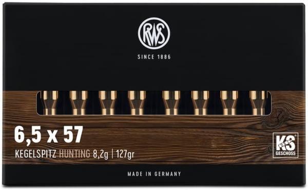 RWS 6,5x57 KS