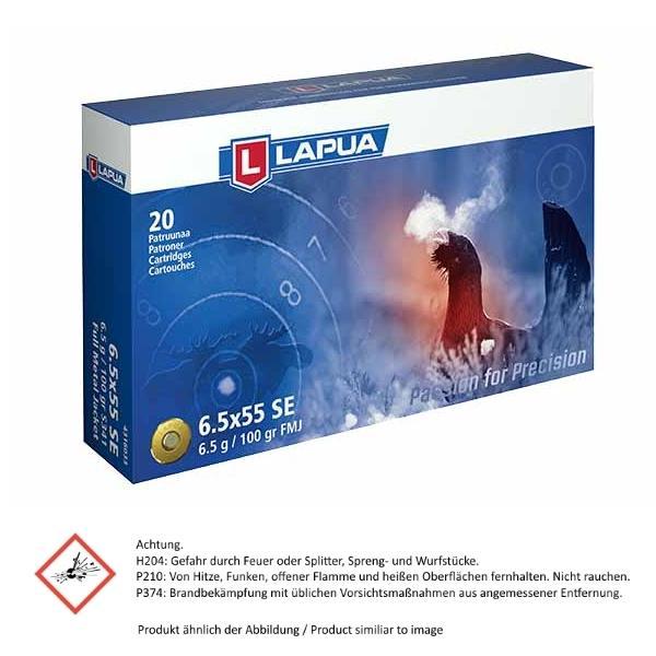 LAPUA .338 Lapua Mag Scenar