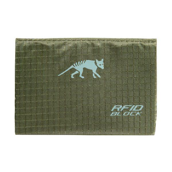 Card Holder RFID oliv