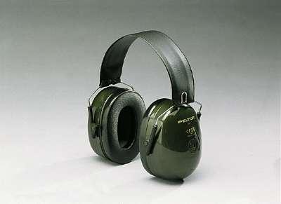 PELTOR Optime II H520F - dunkelgrün