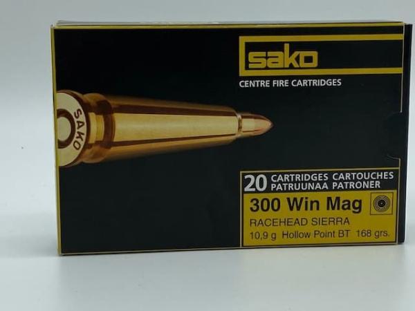 SAKO .300 Win.Mag HPBT Racehead