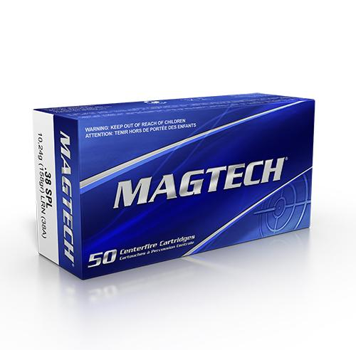 MAGTECH .38 Special BRK 158 grs #38A