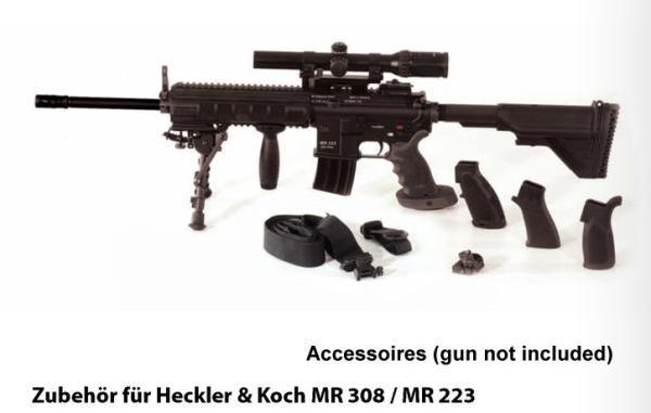 HECKLER & KOCH f. MR308/MR223