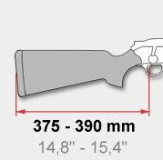 BLASER Schaft: länger als 370mm