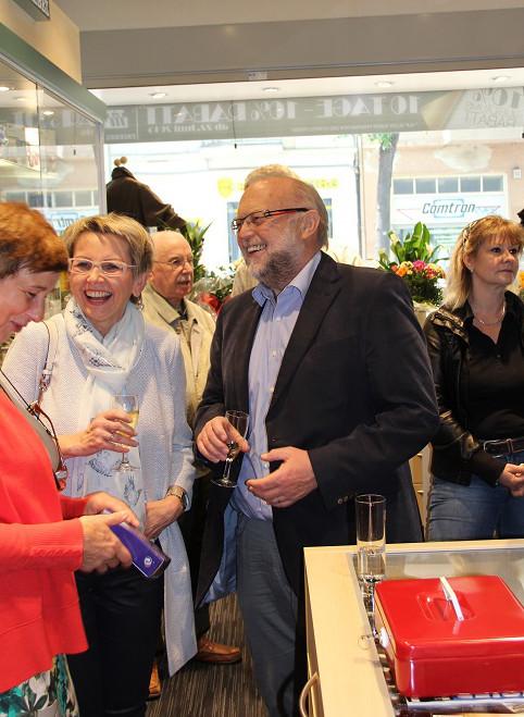Alljagd - Frau Rüschkamp und Herr Goddeck