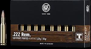 RWS 5,6x50R Mag TMS