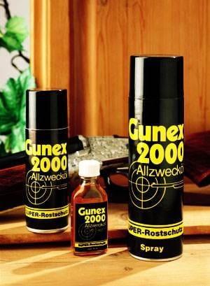 KLEVER Gunex 2000 Waffenöl