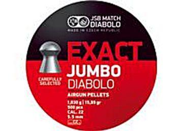 JSB Kal. 5,50mm JUMBO EXACT