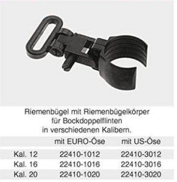 RECKNAGEL DL-abnehmbar EURO /BDF