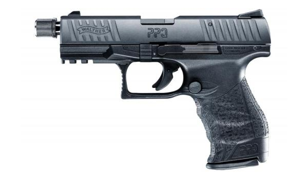 WALTHER Mod. PPQ M2 Tactical -4,6'