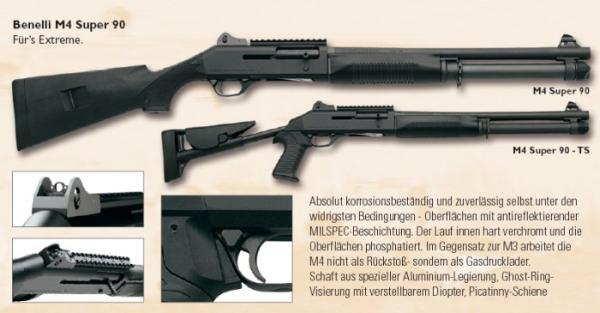 BENELLI Mod. M4 Super 90