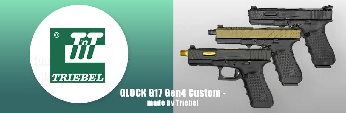 Glock made by Triebel